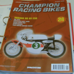 DeAGOSTINI CHAMPION RACING BIKES Issue 21 YAMAHA RD 05 250 Magazine